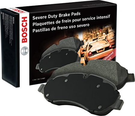 Bosch BSD1774 SevereDuty 1774 Severe Duty Disc Brake Pad