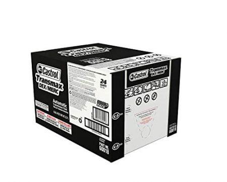 Castrol 60018 TRANSMAX DEX/MERC ATF, 6 Gallon