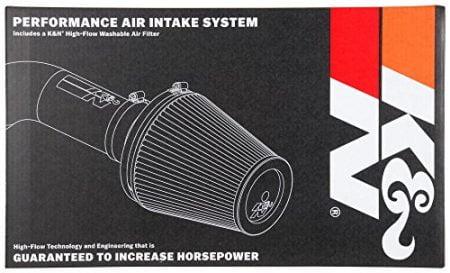 K&N 71-3082 Multi Performance Intake Kit Chevrolet/Gmc 1500 V8-5.3/6.2L F/I 14-18