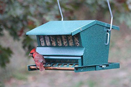 Woodlink   Absolute Squirrel  Resistant Bird Feeder  Model 7533