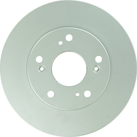 Bosch 26011546 QuietCast Premium Disc Brake Rotor For 2012-2014 Honda Civic; Front