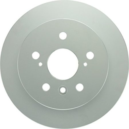 Bosch 50011559 QuietCast Premium Disc Brake Rotor For Lexus: 2013-2016 ES300h, 2013-2016 ES350; Toyota: 2013-2015 Avalon, 2012-2016 Camry; Rear